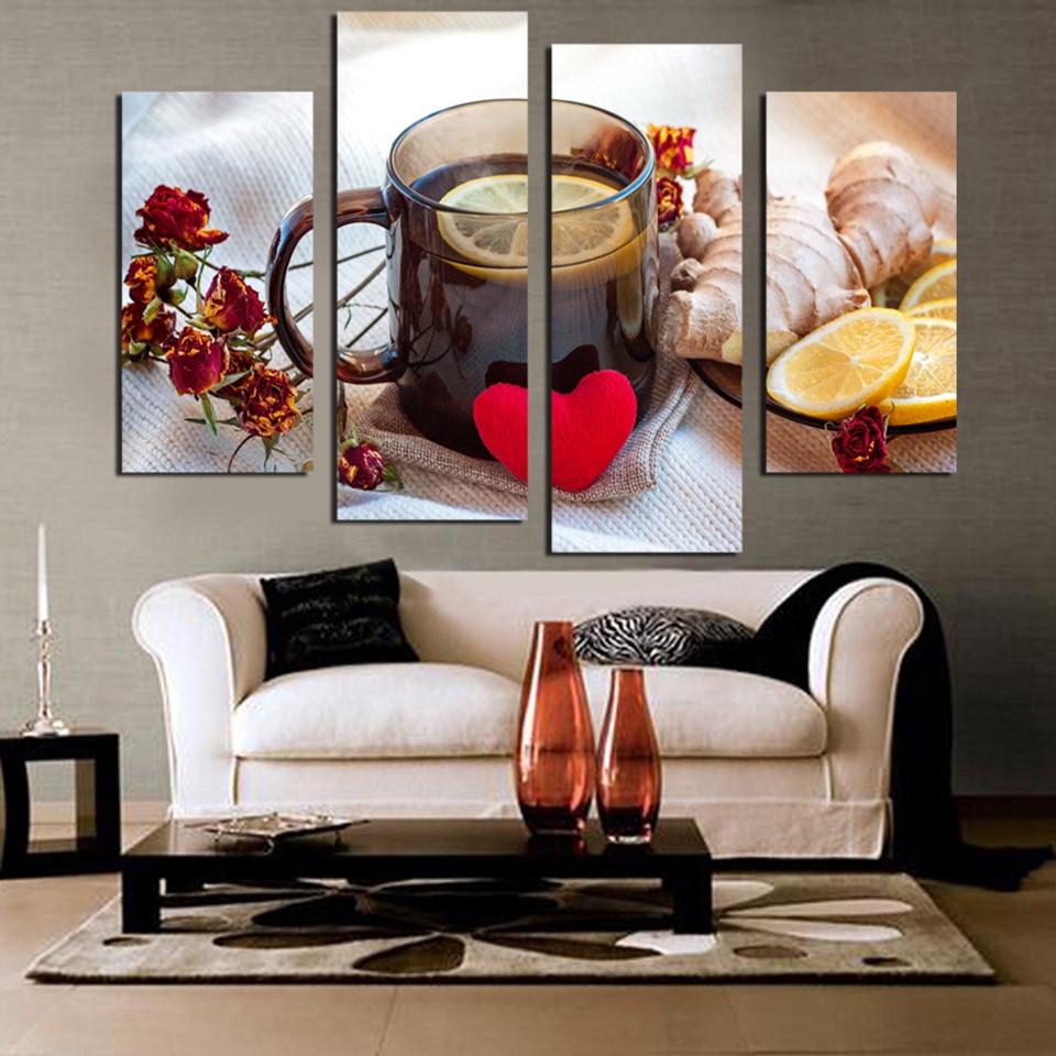 Canvas Wall Decor Living Room