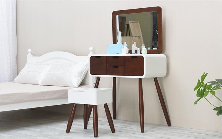 Uitgelezene Moderne dressoir. Make up dressoir tafel 80 cm.|dresser table MB-16