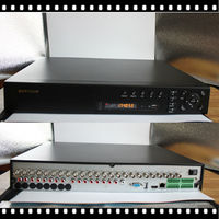 Ahwvse 24 CH AHD DVR 1080n DVR 32CH AHD DVR 24ch Поддержка 1080 P 2mp AHD Камера CCTV видео Регистраторы DVR/NVR/HVR безопасности Системы