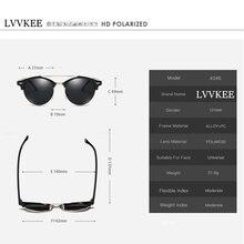 Half Frame Polarized Sunglasses Women/Men