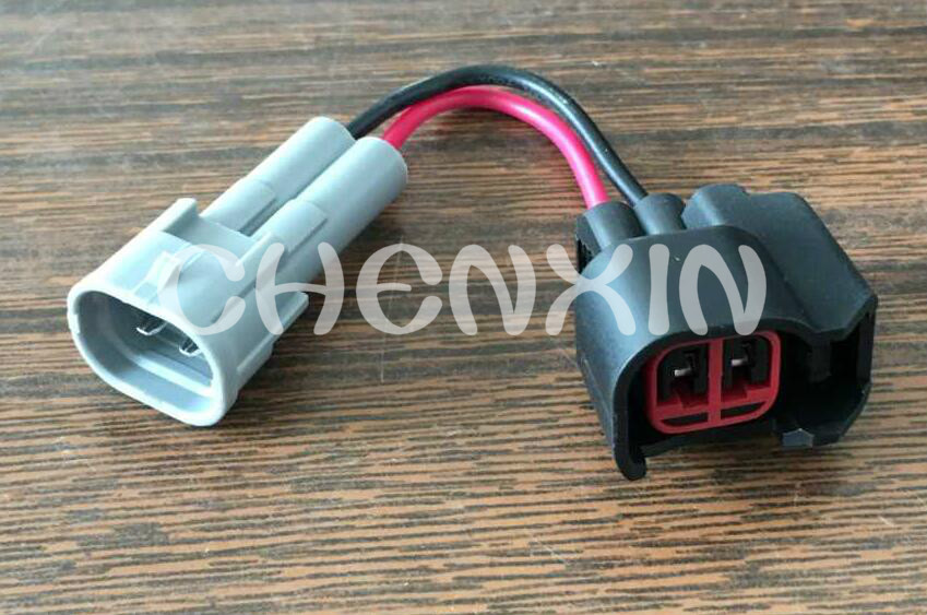 popular wiring harness parts buy cheap wiring harness parts lots boschs ev6 ev14 female nippon denso male wiring wire harness cable sets pigtails auto fuel