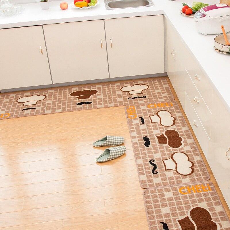 50*80/50*120 CM cartoon Kochmütze küche teppiche skid fußmatten in ...