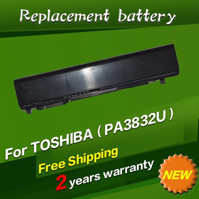 Batería del ordenador portátil para toshiba portege r700 r830 r835 jigu r630 r830 r840 pa3831u-1brs pa3832u-1brs pa3833u-1brs pa3929u-1brs