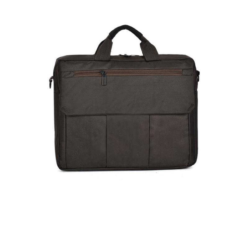 New fashion Woman men briefcase cartable cuir 15inch laptop computer bolsa travel business handbag messenger office bag