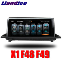 Liandlee Car Multimedia Player NAVI For BMW X1 F48 F49 2016~2018 Car Radio Stereo GPS Navigation