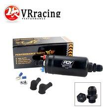Vr Racing EFI 380LH 1000HP наивысшего качества pqy внешний топливный насос E85 Совместимость 044 стиль новый с pqy коробка VR-FPB003-QY