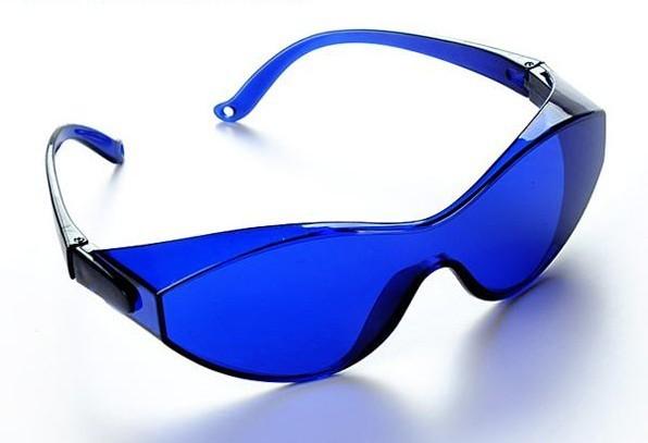 Bril Met Licht : Blauw ipl bril voor ipl schoonheid operator veiligheid