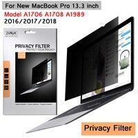 (299 мм * 195 мм) Privacy Filter Anti PET экраны Защитная пленка для 2016/2017/2018 Новый MacBook Pro 13,3 дюймов с Touch Bar