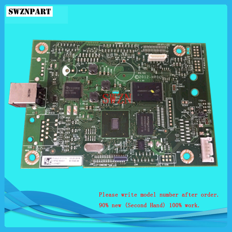 FORMATTER PCA ASSY Formatter Board logic Main Board MainBoard mother board for HP M402 M402D 402 402D C5F92-60001