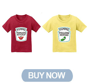 tomato and mustard tshirt buy now