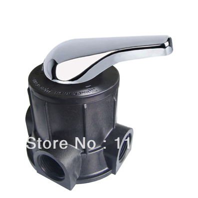 Ręczny zawór sterujący filtra wody F56A dla zespół filtra wody