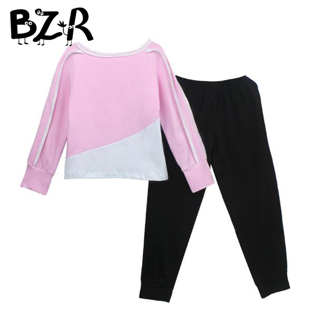 Bazzery Women Girls Jogging Costume Yoga Suit Fitness Sportswear Modern Dancing Clothes Pink/Violet/Rose Gymnastic Leotards