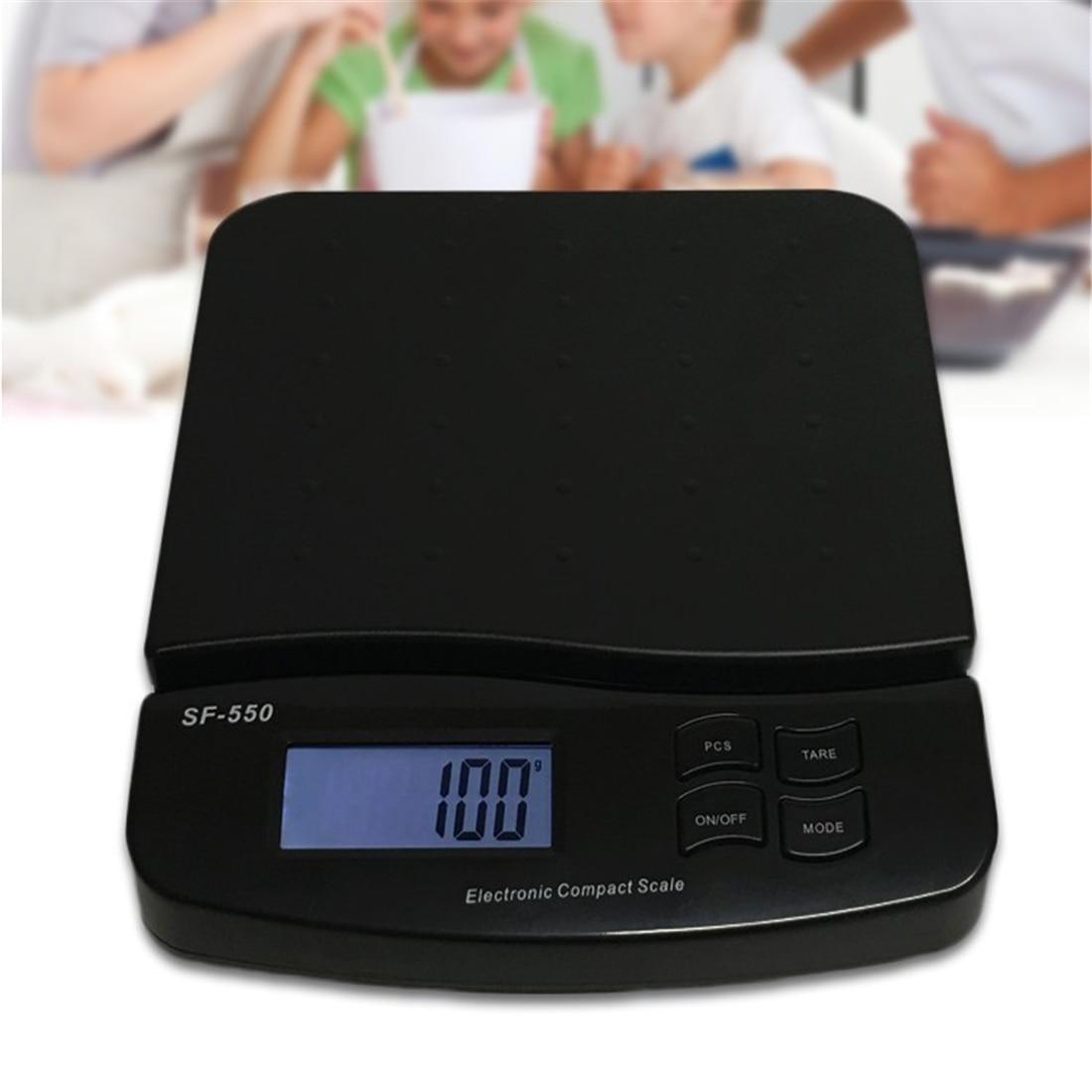 25 kg/1g alimentaire régime échelle numérique LCD rétro-éclairage électronique alimentaire régime cuisine poids Balance haute précision bijoux offre spéciale - 3