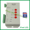 Programmable T-1000 LED pixel light controller 2048 pixel SD control