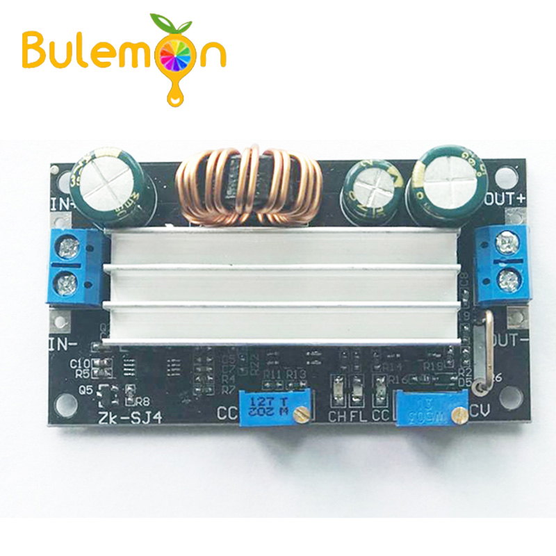 DC-DC Auto Buck Boost Step Up/Down Module Power Supply Module Output Adjustable Integrated Circuits