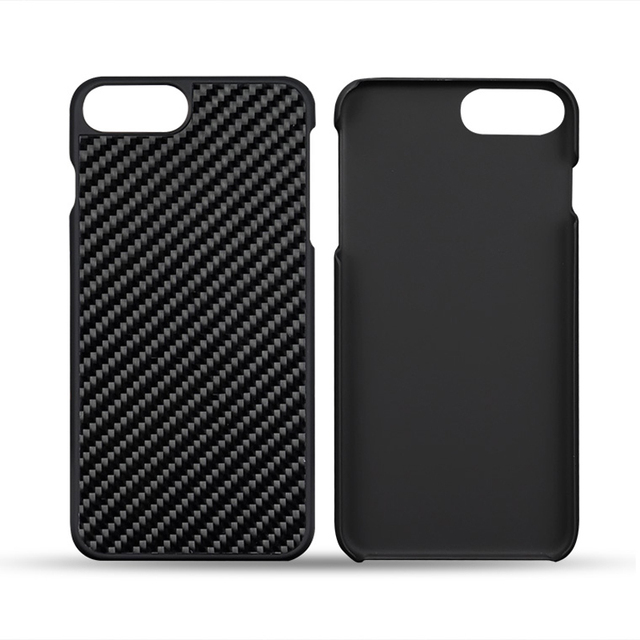 Real Carbon Fiber Phone Case for iPhone 7 8 7Plus 8Plus