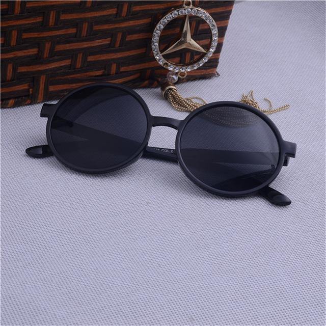 Hot Vintage Round Lens Sunglasses Women Classic Gafas Oculos Retro Coating Sun Glasses Goggles Eyeglasses UV400