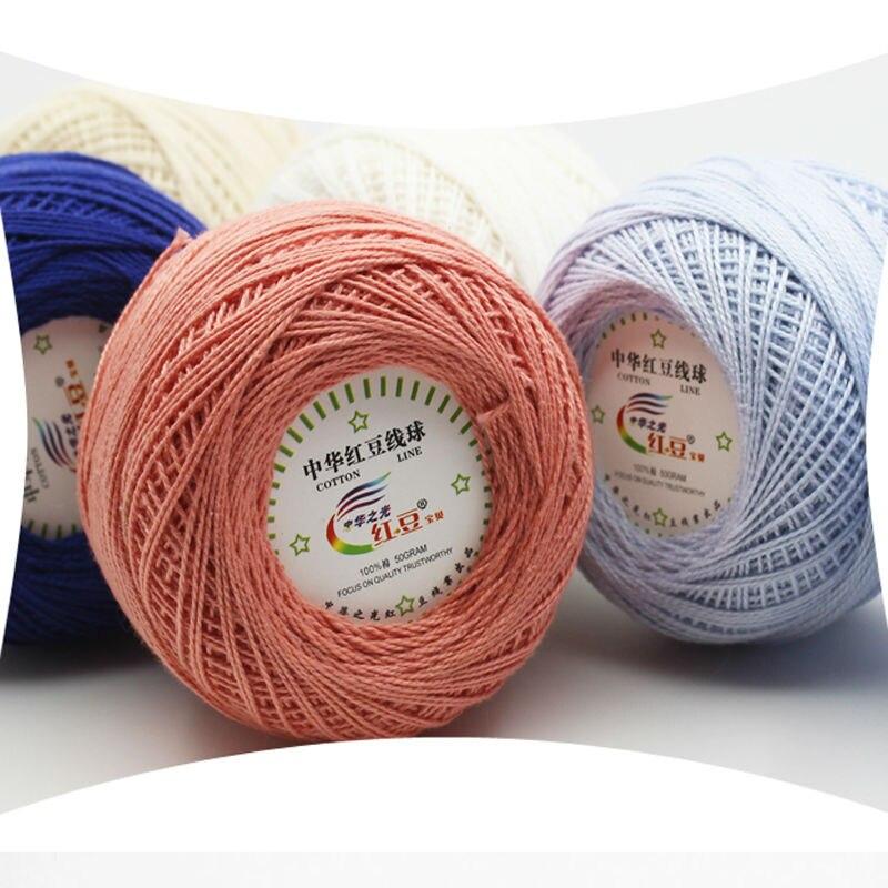 500 g / zak Erwten Wol Baby Hand Gebreide Lijn Sjaal Hoed Super - Kunsten, ambachten en naaien