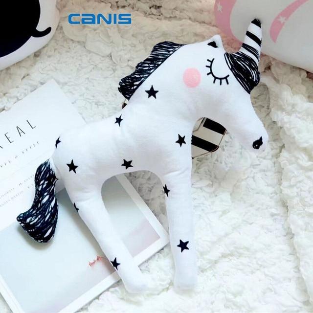 aabb559614c449 2018 Brand New 1 x Cute Unicorn Soft Plush Toys Pony Stuffed Animal Baby  Kids Gift Animals Doll Cute Unicorn Toy Baby Gift