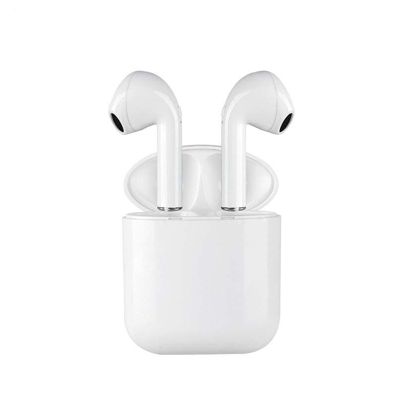 Écouteurs Bluetooth Double usine écouteurs Bluetooth I9S Airplus Super mini pour ios iphone 6 7 8X PK i7 i8 I7SvOriginal
