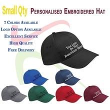 27e5a969e Baseball caps Embroidery Men's Customized truck Hats DIY visor headgear  print