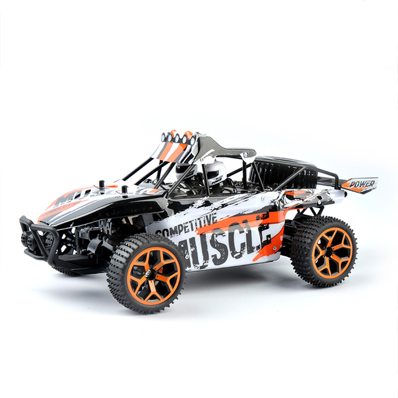 ФОТО Electrotops ET03B 1:18 2.4Ghz 4WD Speed Radio Electric RC Car Off Road Toys RTR