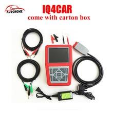 2016Top IQ4CAR Mega Macs 50 Code Scanner MEGAMACS-50 Autos Multifunktions Diagnosewerkzeug mit freier DHL