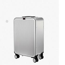"CARRYLOVE 20 ""24"" zoll aluminium koffer TAS SCHLOSS 100% spinner business trolley gepäck tasche auf rad"