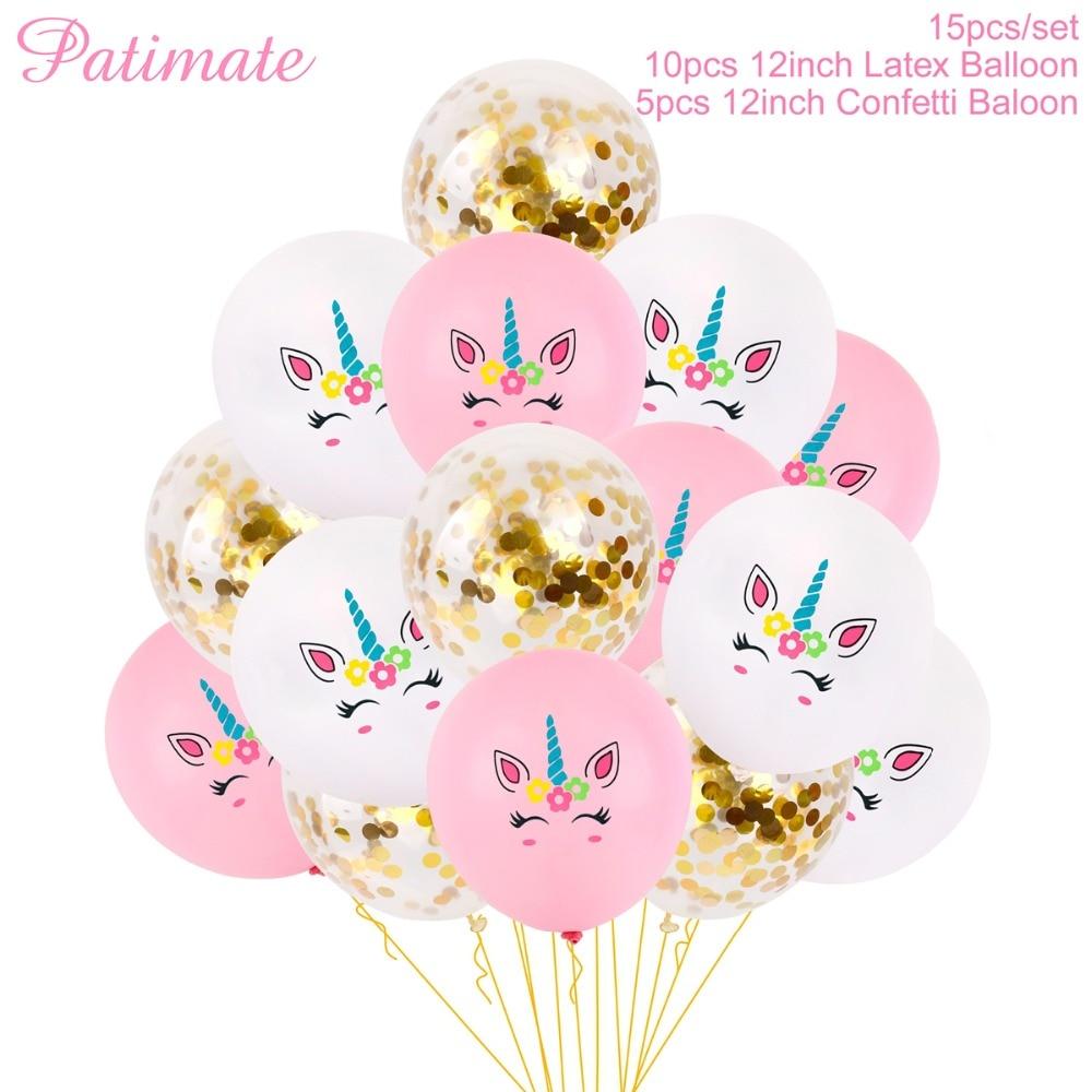 10X 18inch Rose Gold Foil Heart Balloon Set Helium Wedding Party Birthday Decor