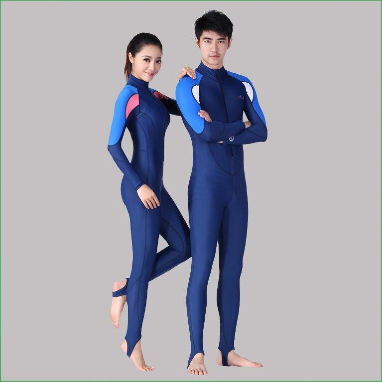 DSP01 UPF 50+ Lycra плуване stinger костюм гмуркане кожа гмуркане сърф Waterski анти-UV носят гмуркане костюм за мъже или жени  t