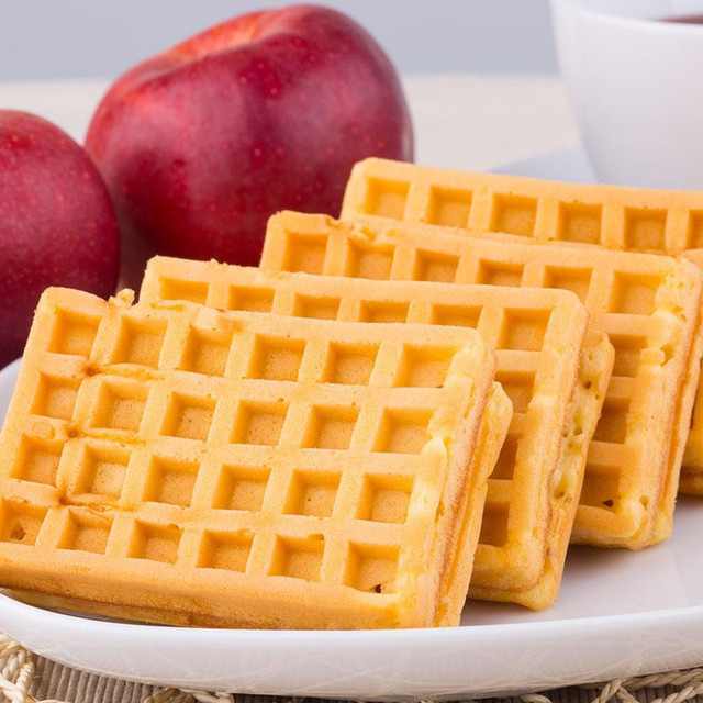 High Quality Waffle Makers for Kids Silicone Cake Mould