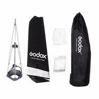 Godox 70cm 100cm 28 X40 Rectangular Umbrella Softbox With Bowens Mount Speedring For Speedlite Photo Strobe