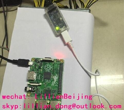 Canaan Avalon Controller Kit Raspberry Pi 3 RPI3 for ASIC Miner BTC Avalon Miner 741, 851, 921 911(China)