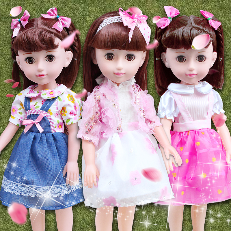 Lol Dolls Talking Smart Doll Toys For Girls Suit Baby Dolls Lol Toy Girl Princess Silicone Reborn Doll Toys Christmas Gifts 1pcs pea dolls princess on the pea baby dolls plush toys baby comfortable toy gifts for kids girls gifts accompany sleep doll