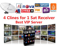 Cccam Cline VIP Servers For Sat Decoder Receiver 1 Year