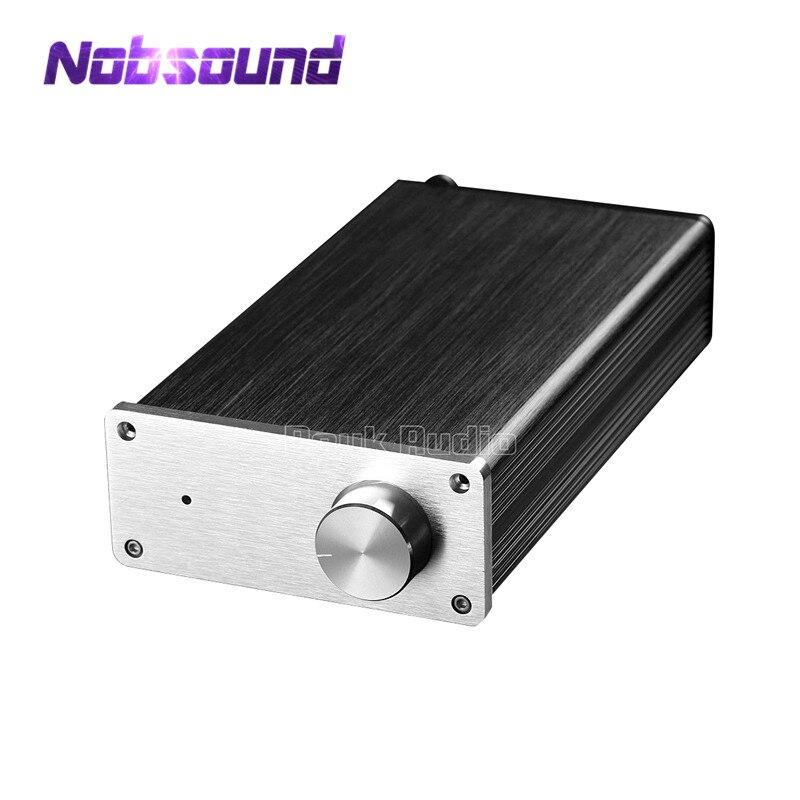 цена Mini Aluminum Enclosure Digital Amplifer Chassis Case Box DIY (W114*H50*D210mm)