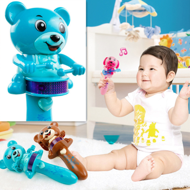 Educational Toys For Babies Music Toy Baby Toy Led ...