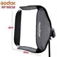 Godox 60x60cm Softbox Bag for Yongnuo YN560III YN560IV YN568 TR 988 Godox TT600 TT685 V860II TT350 Camera Studio Flash