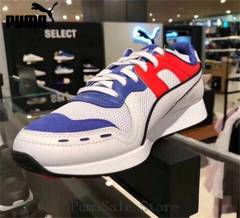 9ce26f9e1 ... 2019 Puma RS-100 Sound Women's Shoes Retro Trend Sneaker Hot Sale R -SYSTEM