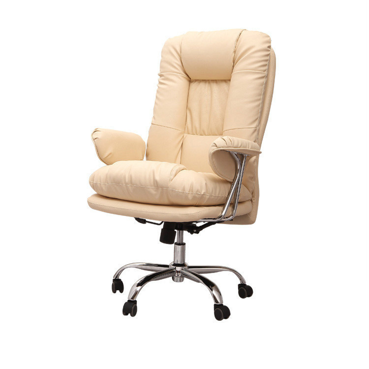 High Quality Super Soft Leisure Office Chair Computer Seat Chair Lifting Lying Swivel Chair Thickening Cushion Backrest Chair high quality super soft office chair lifting leisure lying household computer chair ergonomic massage swivel boss chair