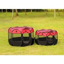 Portable Folding Dog Tent