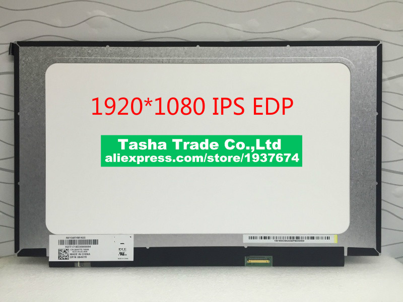 NV156FHM-N35 fit LP156WF9 SPC1 N156HCA-EBA 15.6LED LCD Screen IPS 1920x1080 LCD screen FHD 1920*1080 IPS matrix free shipping original new n140hca eba n140hca eba 14 inch laptop lcd screen
