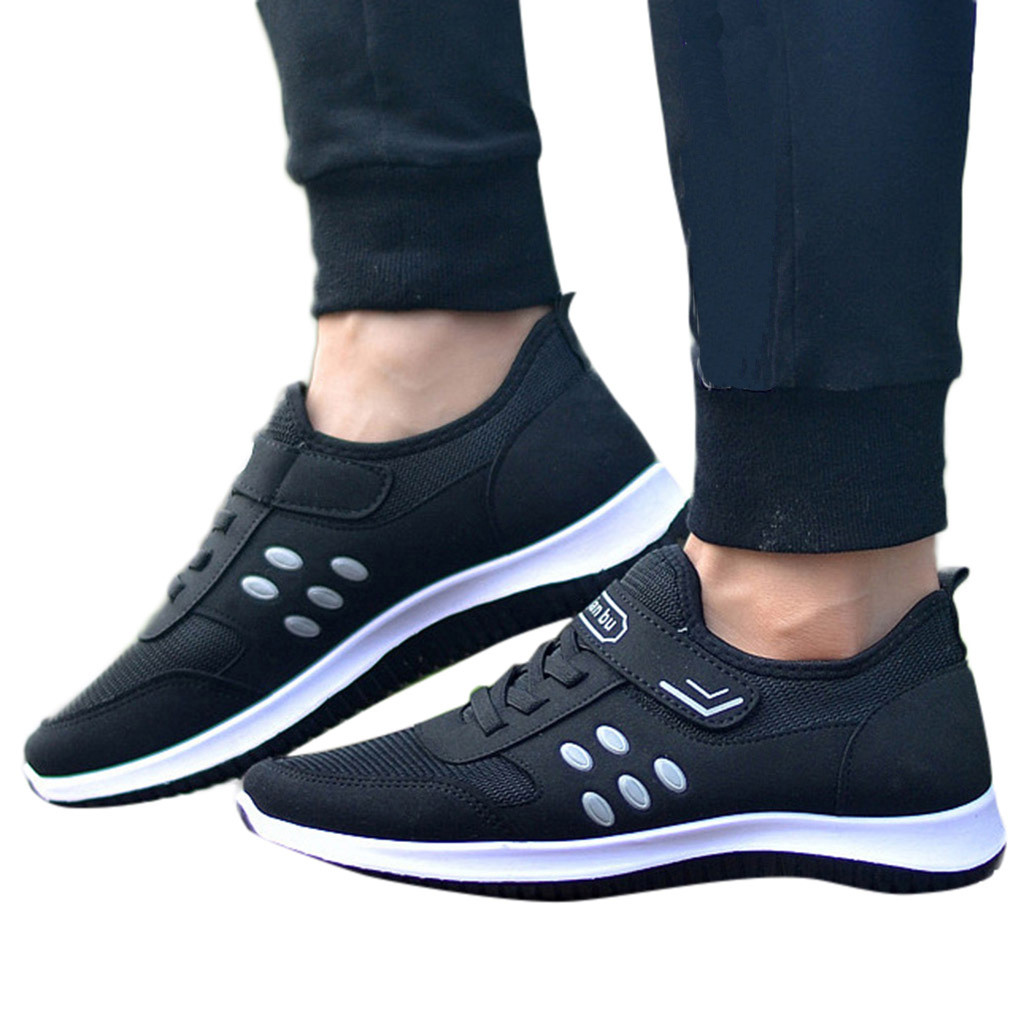 Youyedian Shoes Men Couple Lace-up Led Light Casual Shoes Colorful Flash Shoes Cross-tied Breathable Sneakers Zapatos De Hombre Shoes Men's Shoes
