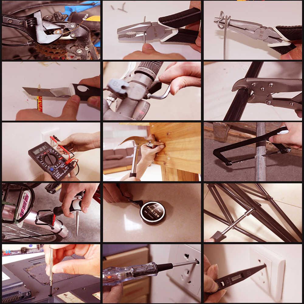 58 шт. ручной инструмент для дерева универсальный гаечный ключ Ремонтный комплект крутящий момент гаечный ключ ремонтные инструменты электроинструменты Наборы инструментов для автомобилей