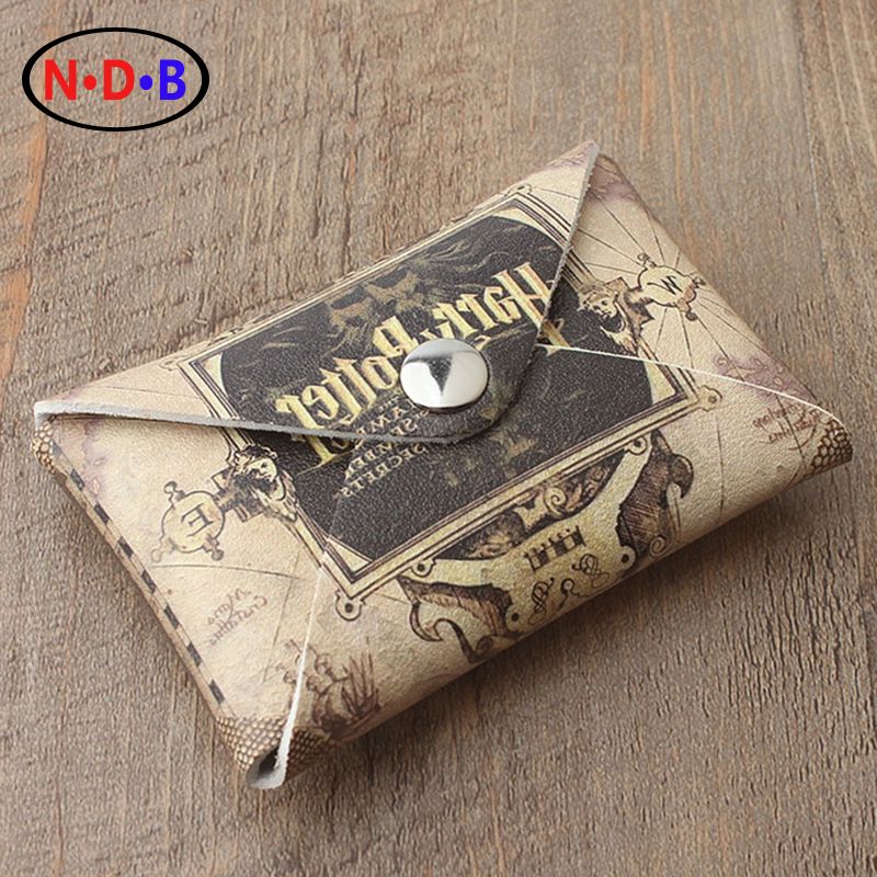 (Coin Purses)The new Potter Harry Potter Harry zero wallet short paragraph fashion handbag bag LQB1005
