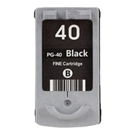 PG 40 Compatible For Canon PG40 Cartridge For Canon Pixma Ip2500 Ip2600 Mx300 Mx310 Mp160 Mp140