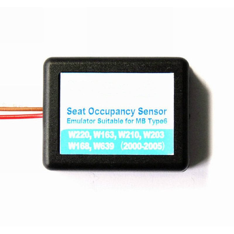 cheapest New Seat Occupation Sensor Emulator For mercedes benz W220 W163 W210 W203 W168 Free Shipping Simple Installation for MB Type 6