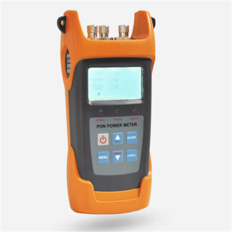 PPM300 PON optical Power meter, 1310/1490/1550nm for fttx pon network