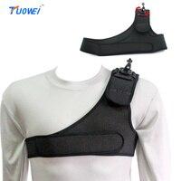 TuoWei GoPro Shoulder Strap Single Shoulder Strap Go Pro Mount Chest Harness Belt Adapter For Gopro