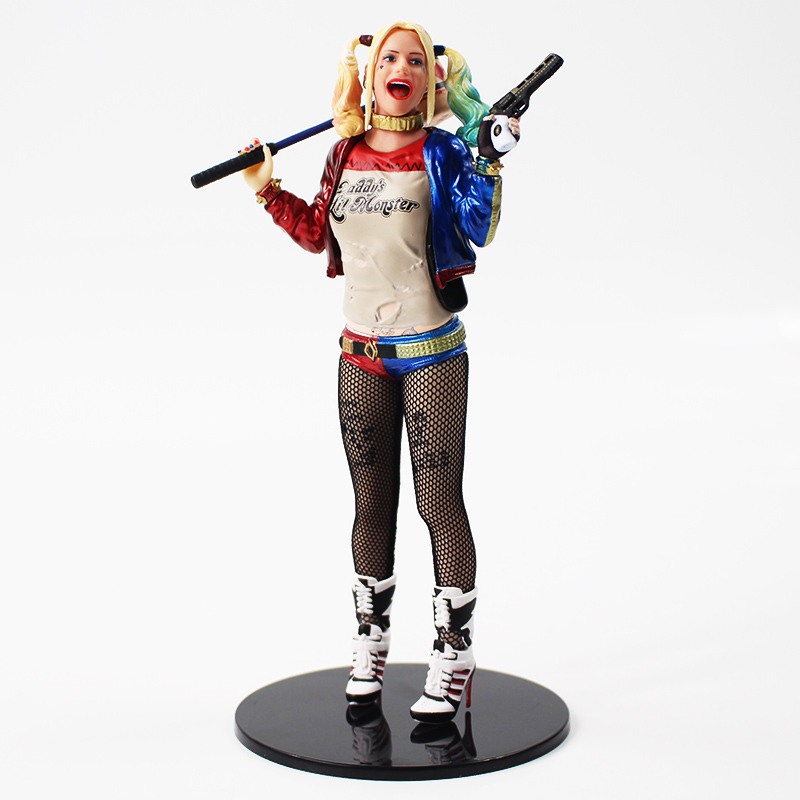 Crazy Toys Suicide Squad Harley Quinn 1/6TH Scale Collectible Figure PVC Action Figure Model Collection Toy Doll For GiftCrazy Toys Suicide Squad Harley Quinn 1/6TH Scale Collectible Figure PVC Action Figure Model Collection Toy Doll For Gift